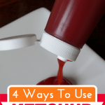 4 Ways To Use Ketchup Around The House