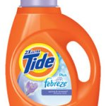 FREE Tide+ Febreze Laundry Detergent Sample