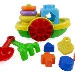 Amazon: Tugboat Sand Wheels Beach Toy Set Only $5.95 (Reg. $14.95)