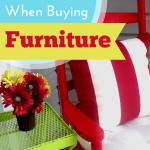 4 Ways To Save Money When Buying Furniture