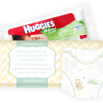 FREE Huggies Little Snugglers Diapers and Natural Care Wipes Package