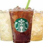 Starbucks: 1/2 Off Fizzio Handcrafted Soda Drinks!