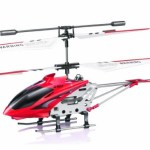 Amazon: Syma R/C Helicopter with Gyro- Red Only $14.50 (Reg. $39.99)!