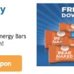 Kroger & Affiliates: FREE Bear Naked Single-Serve Energy Bar