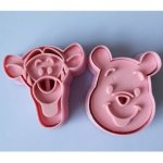 Amazon: 2 Pcs. Pooh & Tigger Cookie Cutters Only $2.30 Shipped