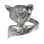 Amazon: Vintage Style Cute Little Fox Ring Only $2.65 Shipped