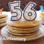 IHOP: Short Stack of Buttermilk Pancakes ONLY $0.56!
