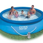 Amazon: Intex Easy Set 12-Foot by 30-Inch Round Pool Set Only $69.95 (Reg. $129.99) + FREE Shipping!