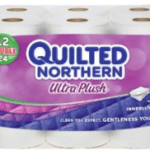 Quilted Northern 12 Pack Double Roll Only $4.00 at Target