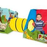 Amazon: Playhut Mickey Playville Tent Only $20.47 (Reg. $49.99)!