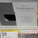 Target: Threshold Shelves Deal