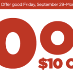 JcPenney: *HOT* $10 Off a $10 Purchase = FREE Stuff!