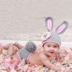 Amazon: Bluesky Newborn-9 Month Crochet Rabbit Outfit Only $7.29 Shipped (Reg. $50.32?!)
