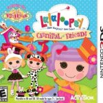 Amazon: Lalaloopsy Carnival of Friends – Nintendo 3DS Only $9.98 (Reg. $24.99)