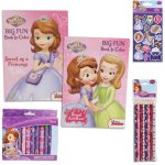 Amazon: Disney Jr. Sofia the First Ultimate Coloring Book Value Pack Gift Set Only $14.95 (Reg. $29.99)