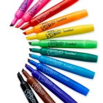 Amazon: Mr. Sketch Scented Markers, Assorted Colors, 12 Pack Only $6.98 (Reg. $10.49)
