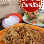 Crock Pot Copycat Chipotle Carnitas