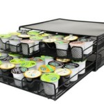 Coffee Organizer for K-Cups Only $13.95 (Reg. $49.99) Stores 72 K-Cups!
