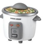 *HOT* Black & Decker 3-Cup Rice Cooker Only $12.34 (Reg. $21.99!)