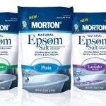 FREE Bag of Morton Epsom Salt (No Coupons Needed!)