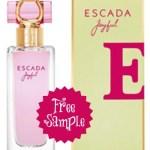FREE Escada Joyful Perfume Sample