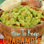 How To Keep Guacamole From Browning