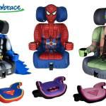 Win a FREE KidsEmbrace Car Seat (REALLY COOL Designs)