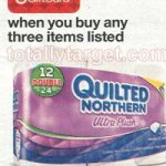 *HOT* Deals on Angel Soft & Quilted Northern Toilet Paper at Target, Beginning 8/31