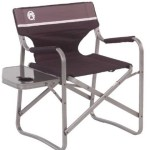 Coleman Deck Chair With Table Only $23.99 (Reg. $54.99)!