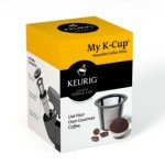 Amazon: Keurig My K-Cup Reusable Coffee Filter Only $8.59 (Reg. $19.95!)