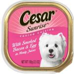 Free Cesar Dog Food Sample
