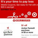 Target: Archer Farms K-Cups Only $0.36 per K-Cup