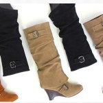 *HOT* Women's Slouchy Buckle Tall Boots Only $18.90 (Reg. $67.00)!