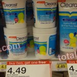 Target: Clearasil Daily Clear Pads or Face Wash Only $1.71