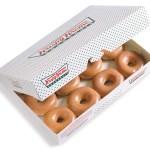 Krispy Kreme: FREE Dozen Donuts!