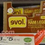 Target: Evol Breakfast Burritos Only $0.58