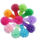 Amazon: 10 Piece Girl's Headbands Flower Hair Bow Pack Only $4.78 + FREE Shipping!