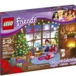 Amazon: LEGO Friends Advent Calendar ONLY $29.99 (Reg. $39.99)!