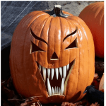 Amazon: Bright White Fang Pumpkin Teeth (18 count) Only $4.98 Shipped (Reg. $14.54)