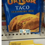 Target: Free Ortega Taco Seasoning Mix (Ends Today)!