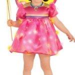 Amazon: Rubies Dora The Explorer Light-Up Crystal Fairy Child Costume, Medium Only $24.56 (Reg. $39.99)