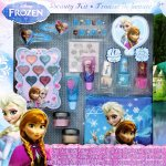 Amazon: 12-Piece Disney's Frozen Beauty Cosmetic Set for Kids Only $11.50 Shipped