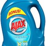 Walmart: Ajax Laundry Detergent Only $0.50