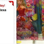 Target: Barbie Princess Alexa Singing Doll Only $9.99 (Today Only)