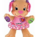 Fisher-Price Laugh and Learn Love to Play Sis Plush Only $14.76 (Reg. $22.99!)