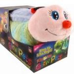 Pillow Pets Pillow, Lighting Bug Glow Pet Only $10.10 (Reg. $29.99)!