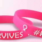 FREE Pink SURVIVES Bracelet Wristband (First 1,000!)