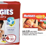 Shopko: Huggies Jumbo Pack Diapers ONLY $2.99!