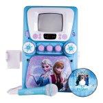 Amazon: Frozen Disney Karaoke with Screen Only $113.98 Shipped (Reg. $199.99)