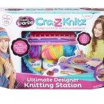 Amazon: Cra-Z-Art Cra-Z-Knitz Knitting Station Only $29.99 (Reg. $49.99)